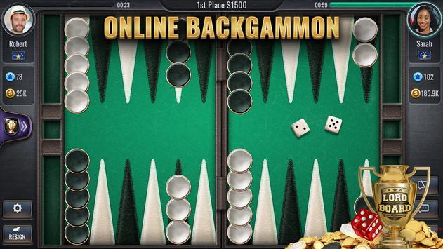 Backgammon screenshot 10