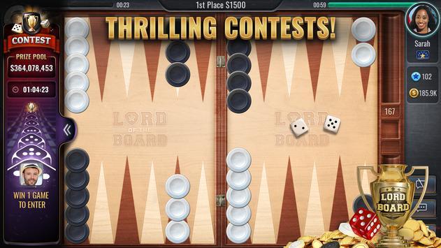 Backgammon screenshot 11