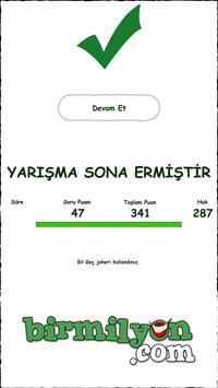 Bilgi Yarışması screenshot 3