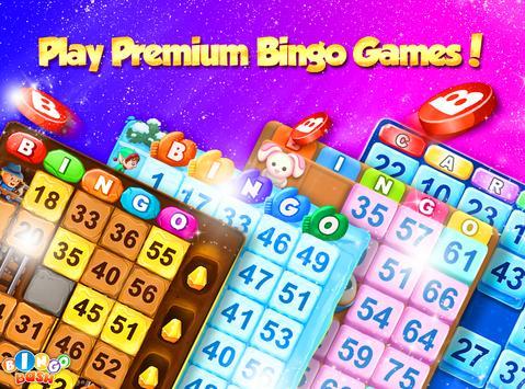 Bingo Bash poster
