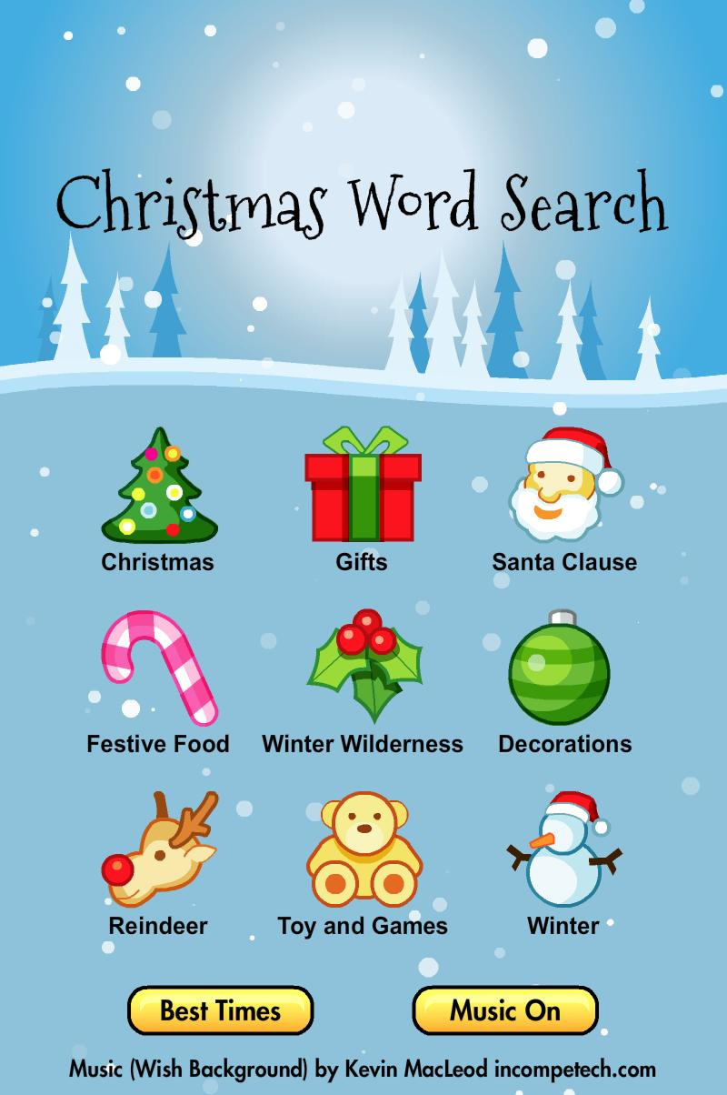 Christmas Word Search Puzzles For Android Apk Download