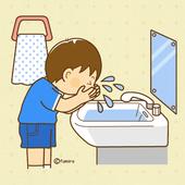 無料版・朝の子供の支度スムーズに!朝やること 入園準備 時計 icon