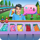 Crazy Mommy Street Food Truck icon