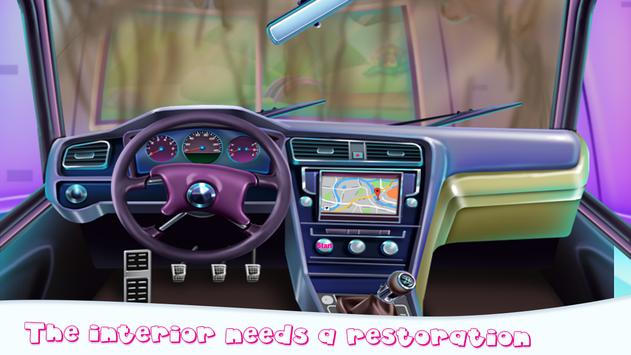 Girly Ice Cream Truck Car Wash screenshot 7