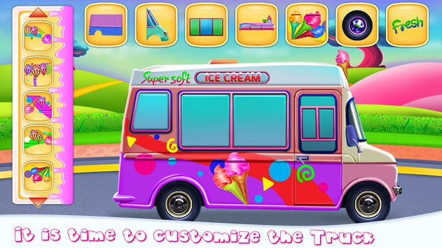 Girly Ice Cream Truck Car Wash screenshot 8