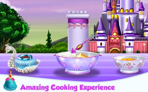 Princesses Cake Cooking screenshot 5