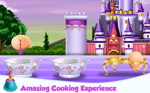 Princesses Cake Cooking screenshot 3