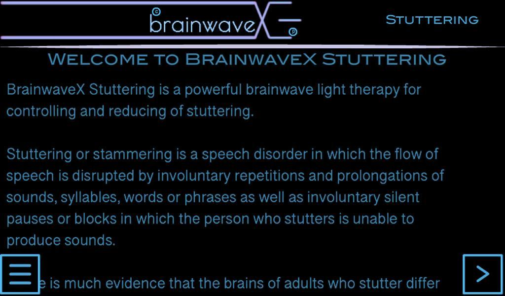 BrainwaveX Stuttering for Android - APK Download