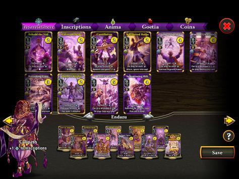 War of Omens Deck Builder Collectible Card Game screenshot 15