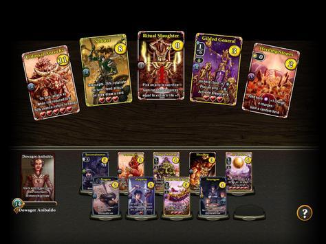 War of Omens Deck Builder Collectible Card Game screenshot 5