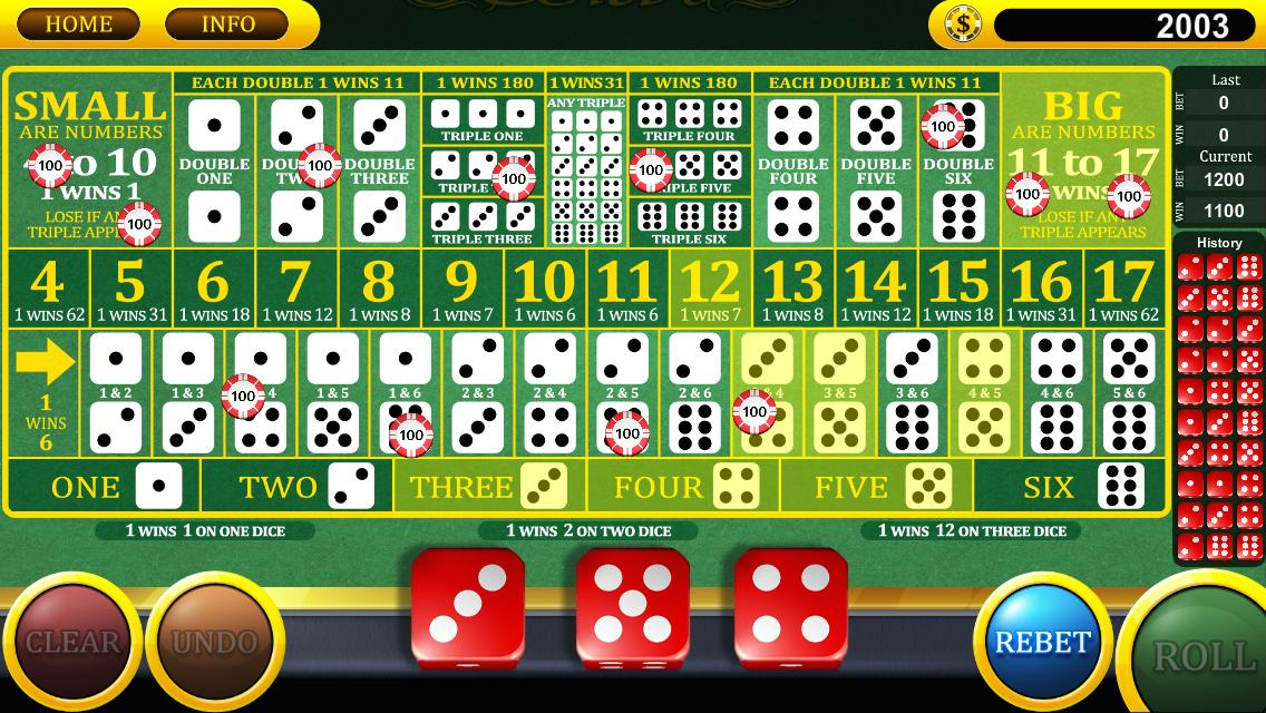 Sicbo Dice for Android - APK Download