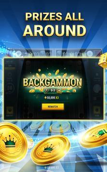Backgammon تصوير الشاشة 7