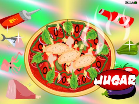 cooking pizza best games for girls poster