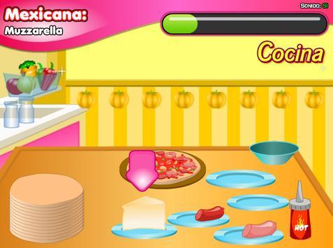 cooking pizza best games for girls screenshot 15