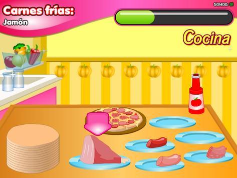cooking pizza best games for girls screenshot 18