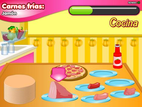cooking pizza best games for girls screenshot 4