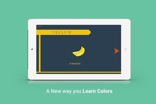 Colour World - Learn Colours screenshot 3