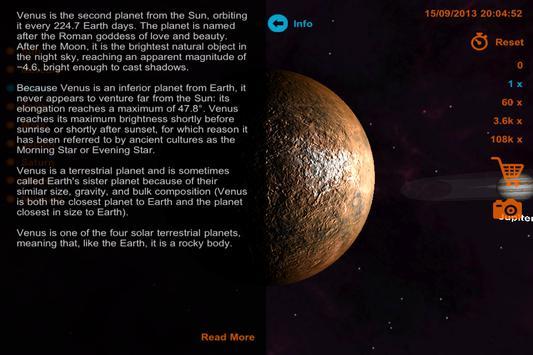 Solar System 3D screenshot 1