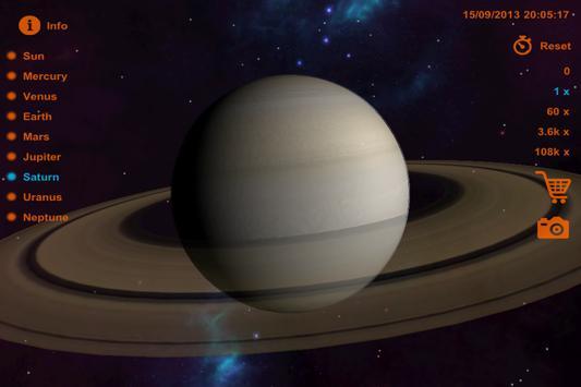 Solar System 3D screenshot 4