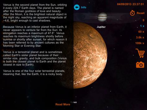 Solar System 3D screenshot 6