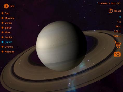 Solar System 3D screenshot 9