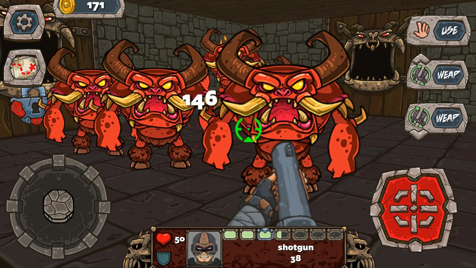 Demon Blast for Android - APK Download