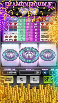 Diamond Double Slots poster