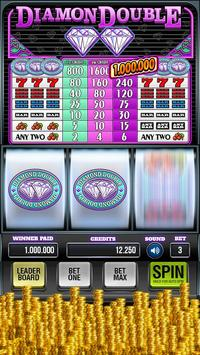 Diamond Double Slots screenshot 1