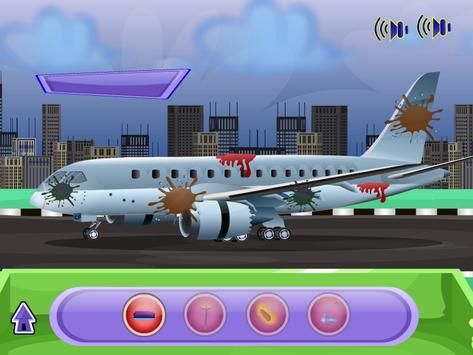 Holiday Airplane Cleaning screenshot 4