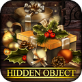 Hidden Objects Cozy Xmas: Colorful Christmas