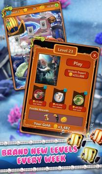 Solitaire Titan Adventure – Lost City of Atlantis screenshot 7
