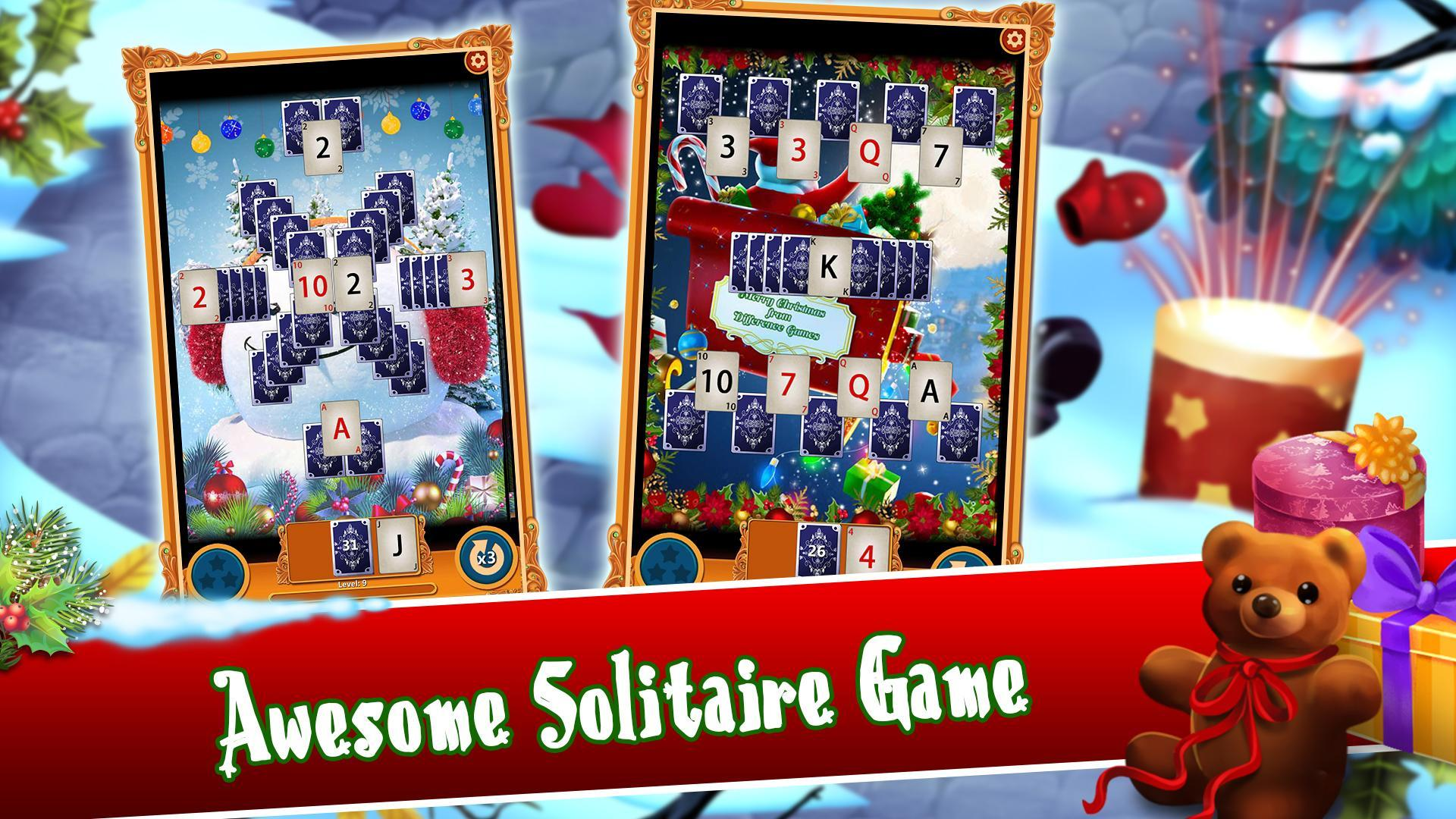 Christmas Solitaire: Santa's Winter Wonderland for Android