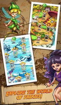 Solitaire Quest:  Elven Wonderland Story 스크린샷 2