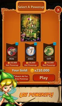 Solitaire Quest:  Elven Wonderland Story 스크린샷 4