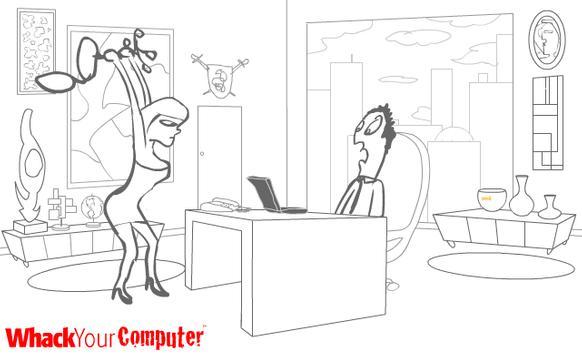 Whack Your Computer screenshot 1