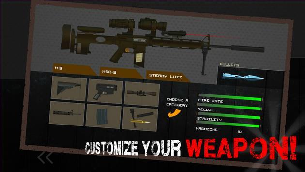 Clear Vision 3 - Sniper Shooting Game screenshot 1
