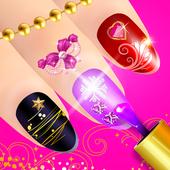 Salon Nails icon