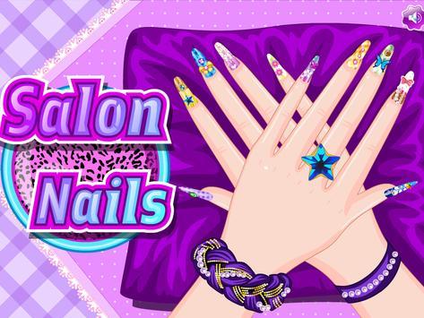 Salon Nails poster