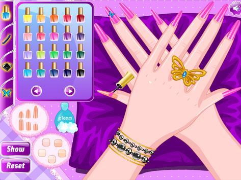 Salon Nails screenshot 10
