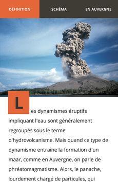 Volcans d'Auvergne screenshot 2