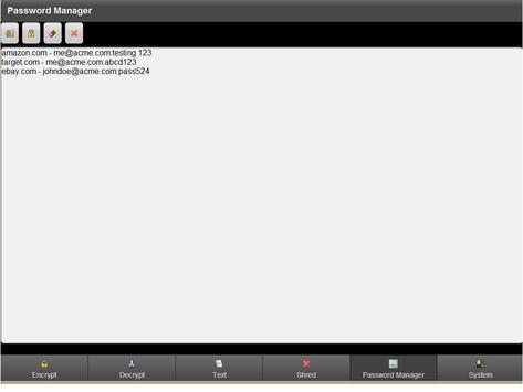 ES Encrypt screenshot 5
