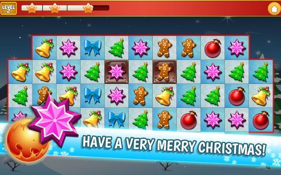 Christmas Crush Holiday Swapper 截图 14