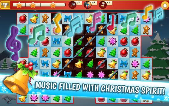 Christmas Crush Holiday Swapper 截图 20