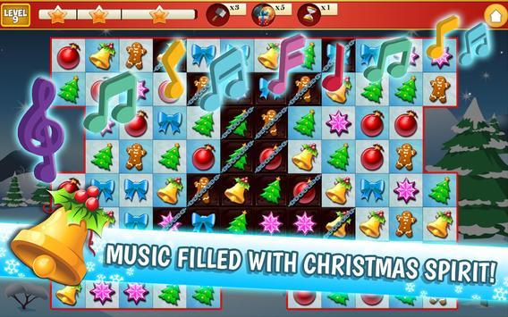 Christmas Crush Holiday Swapper 截图 4