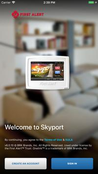 Onelink Thermostat poster