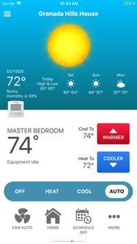 Onelink Thermostat screenshot 1
