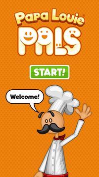 Papa Louie Pals poster