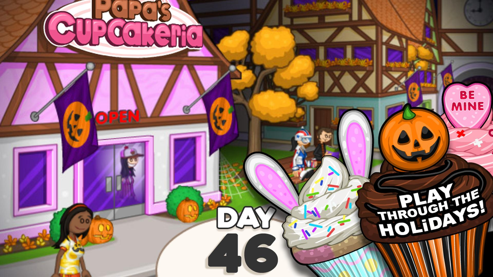 Papas Cupcakeria To Go! APK 1.1.1 Download for Android