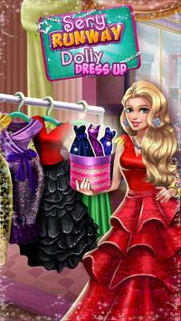 Dress up Game: Sery Runway poster