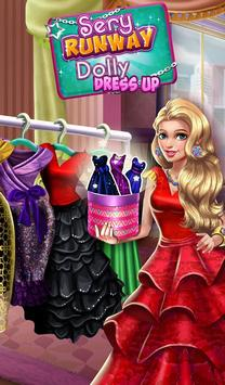 Dress up Game: Sery Runway screenshot 8